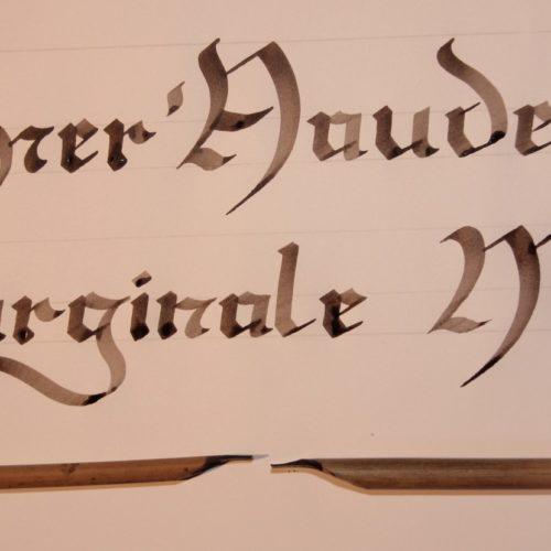 Passion Calligraphie