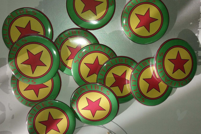 Assemblage de Badges
